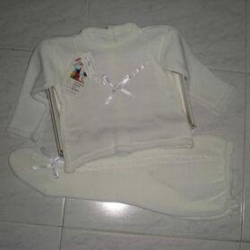 Conjunto de color blanco